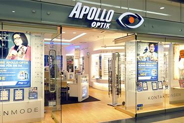 Apollo-Optik: Web-to-Print für den besseren Durchblick