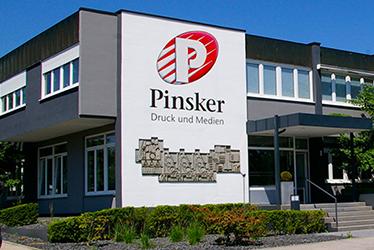 Traditionsdruckerei sieht Zukunft auch im Web – PAGEFLEX Storefront bei Pinsker Druck und Medien